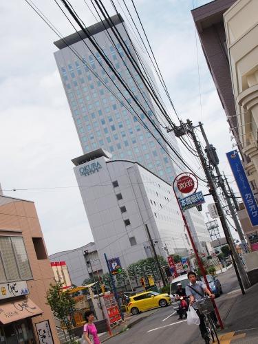 建物@OKURA FRONTIER HOTEL EBINA