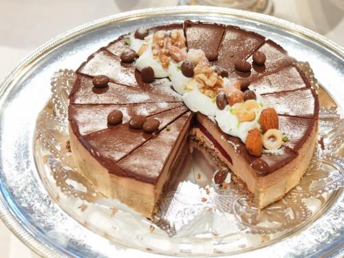 16チョコレートムース?@OKURA FRONTIER HOTEL EBINA
