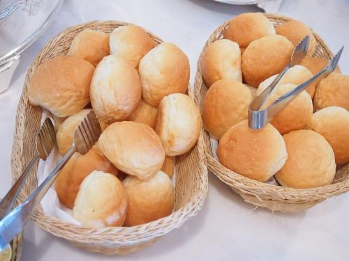 パン@OKURA FRONTIER HOTEL EBINA