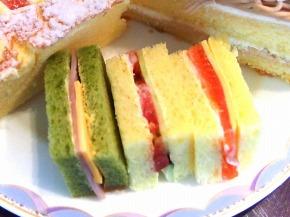 サンドイッチ03@OKURA FRONTIER HOTEL EBINA