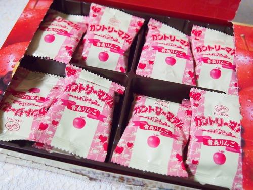 青森りんご カントリーマアム02@FUJIYA