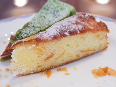 11オレンジケーキ?02@OKURA FRONTIER HOTEL EBINA