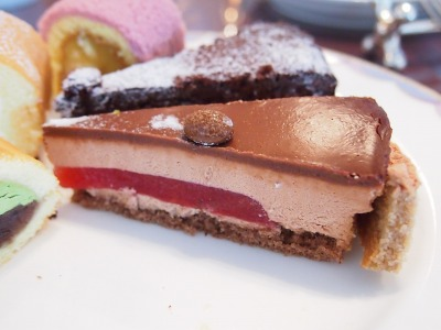 16チョコレートムース?02@OKURA FRONTIER HOTEL EBINA