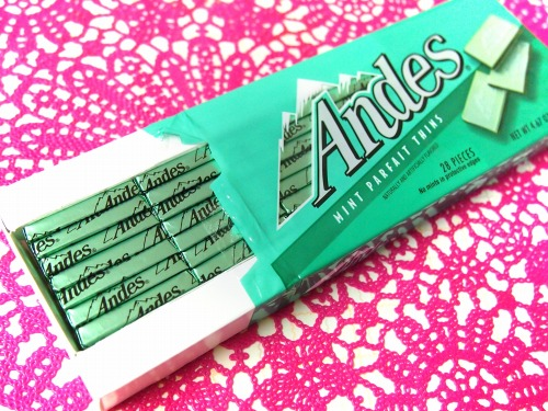 Andes MINT PARFAIT THINS02@Tootsie