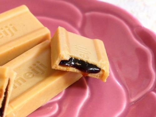 和SWEET チョコレート 蜜きなこ03@meiji