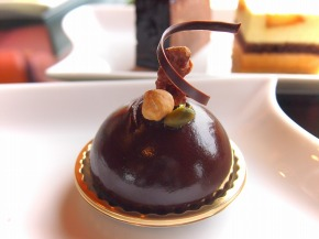 チョコレートムース01@フォレスト・イン 昭和館