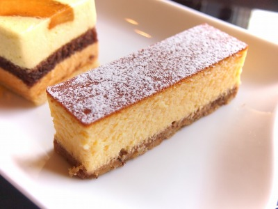 ニューヨークチーズケーキ01@フォレスト・イン 昭和館