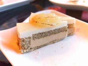 洋梨のムースケーキ02@フォレスト・イン 昭和館