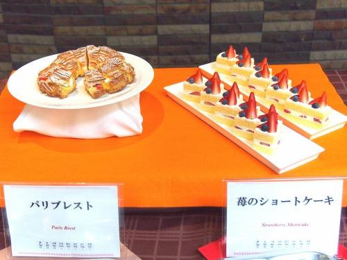 ビュッフェ台02@東京ベイ舞浜ホテル FINE TERRACE 2013 秋の味覚スイーツビュッフェ