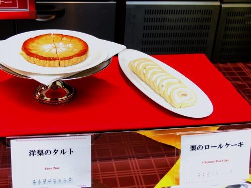 ビュッフェ台05@東京ベイ舞浜ホテル FINE TERRACE 2013 秋の味覚スイーツビュッフェ