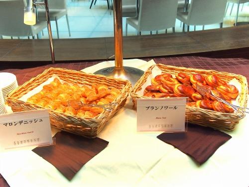パン類@東京ベイ舞浜ホテル FINE TERRACE 2013 秋の味覚スイーツビュッフェ