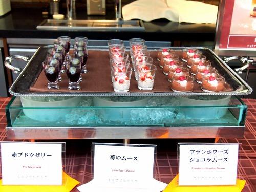 ビュッフェ台06@東京ベイ舞浜ホテル FINE TERRACE 2013 秋の味覚スイーツビュッフェ