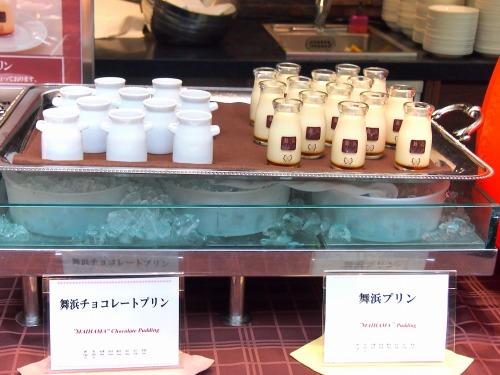 ビュッフェ台07@東京ベイ舞浜ホテル FINE TERRACE 2013 秋の味覚スイーツビュッフェ
