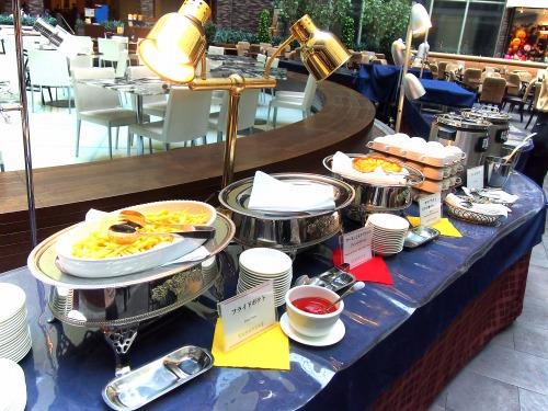 軽食類@東京ベイ舞浜ホテル FINE TERRACE 2013 秋の味覚スイーツビュッフェ