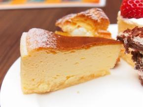 チーズケーキ02@東京ベイ舞浜ホテル FINE TERRACE 2013 秋の味覚スイーツビュッフェ