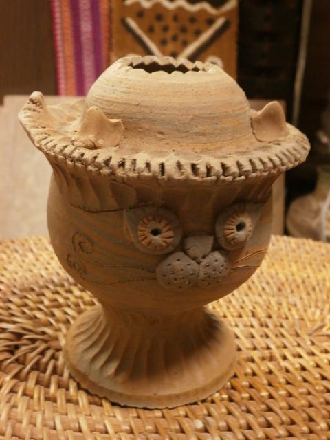 フクロウ猫2
