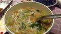 蘭州の小さな麺
