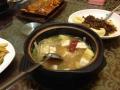 長春で韓国料理1