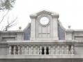 偽満皇帝博物館内2011止まった時計