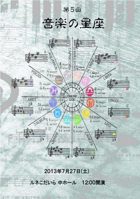 音楽の星座・5