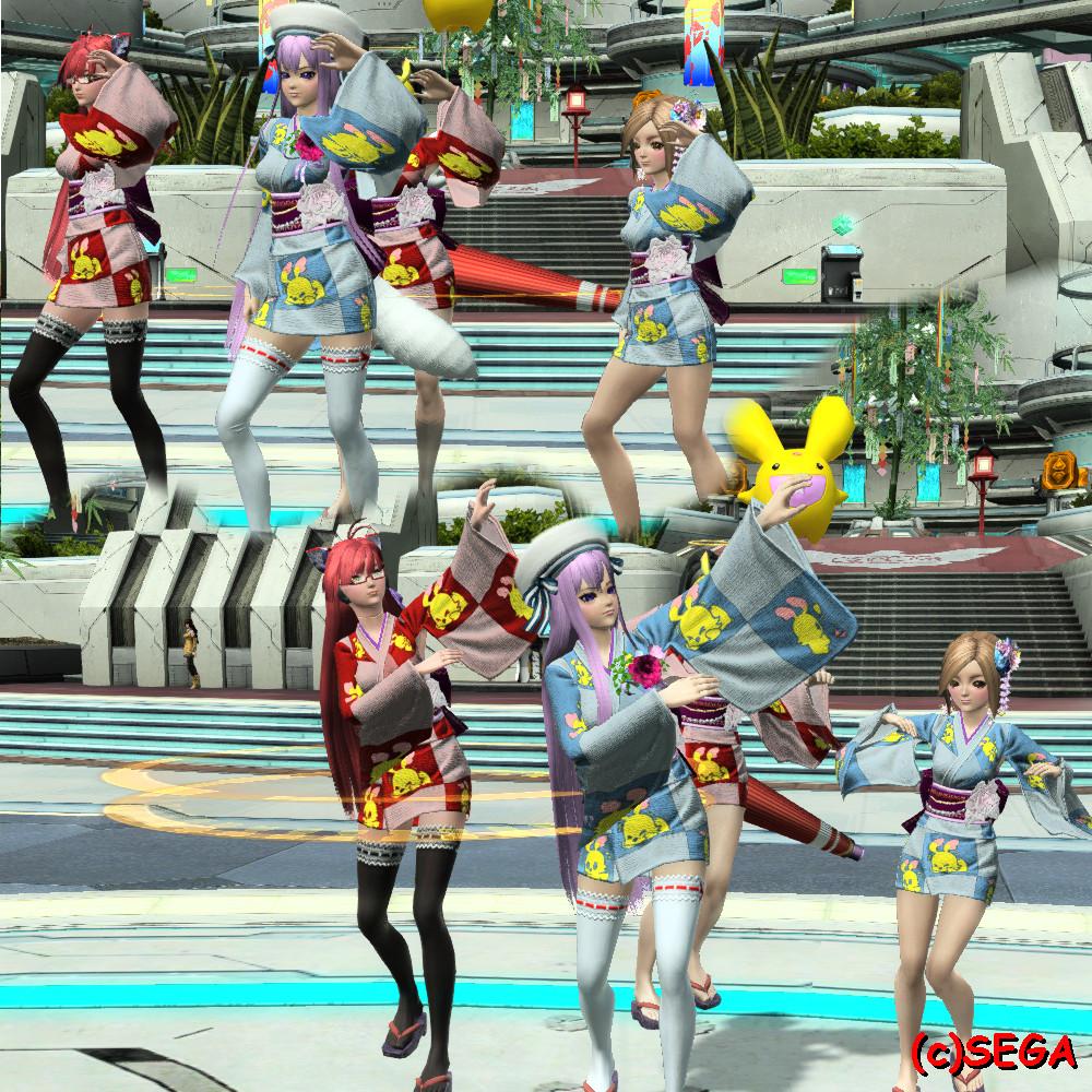 ダンス風景3
