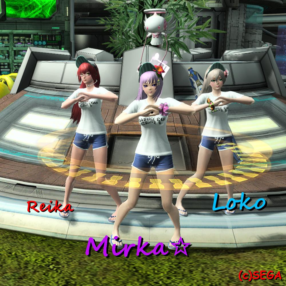 今日のMirka☆_20130703