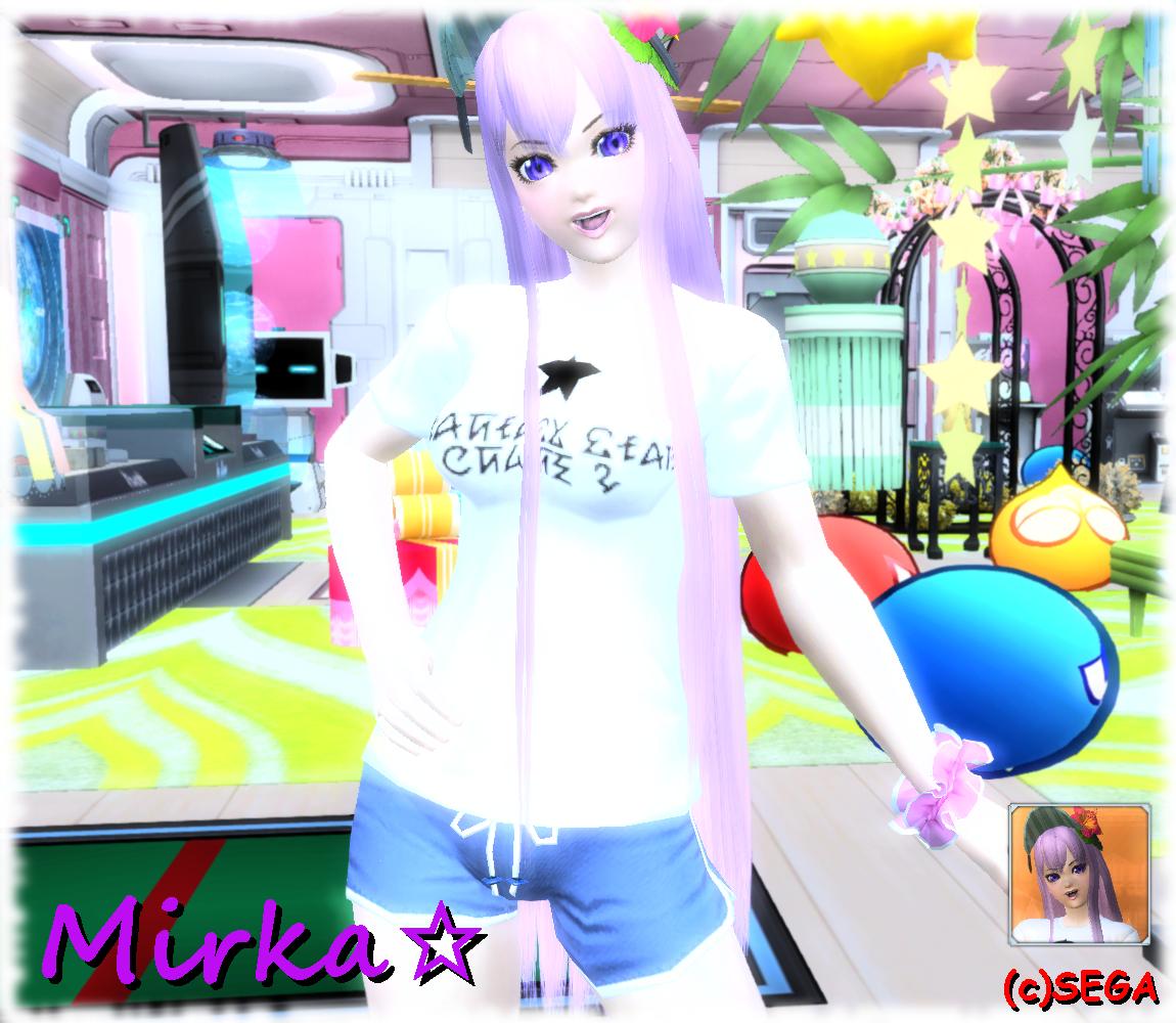 今日のMirka☆_20130709