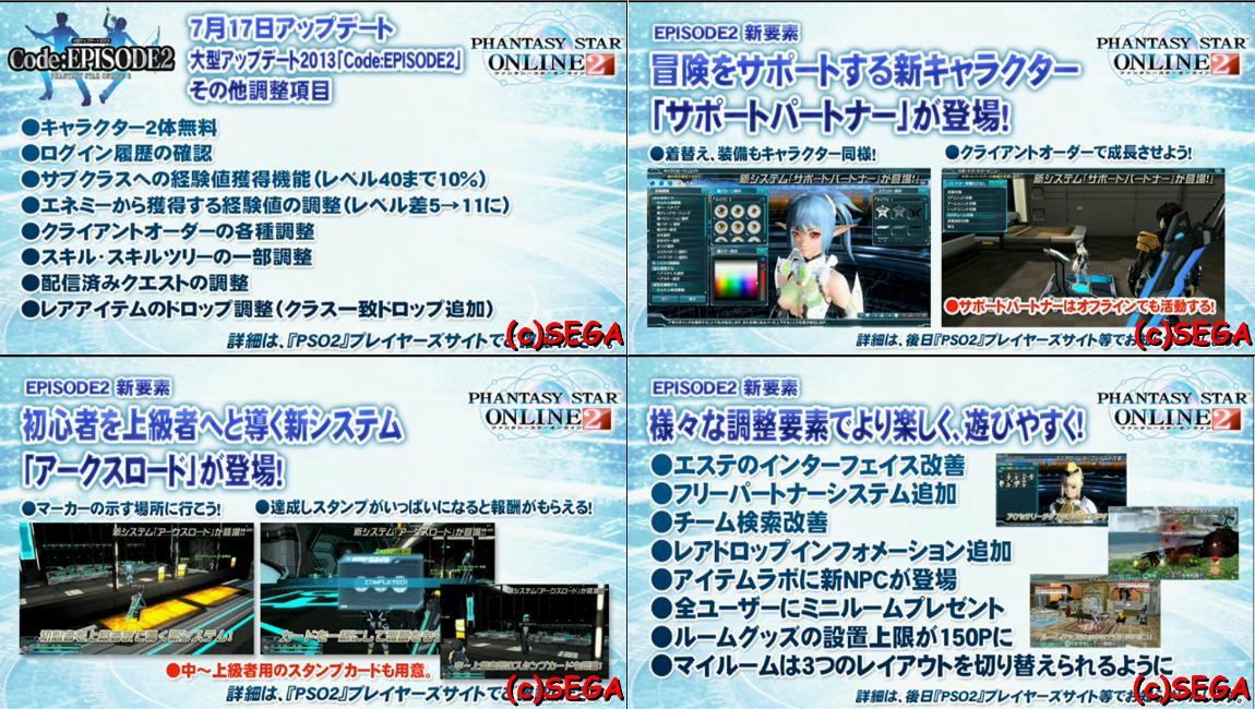 PSO2放送局#10_37_38_39_40