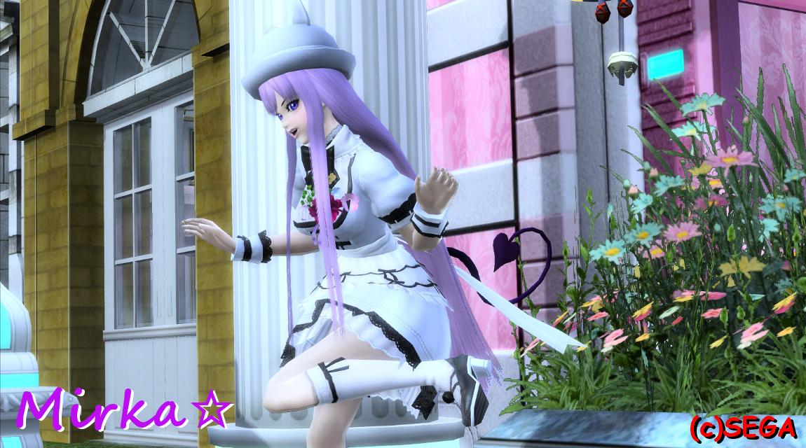 今日のMirka☆_20131117