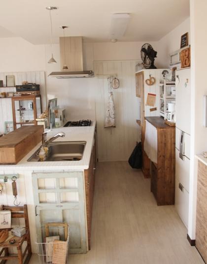 キッチン横2