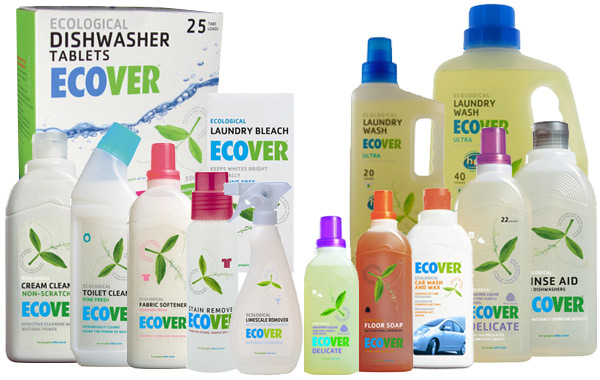 魅力に迫る!植物生まれ『エコベール』エコで地球に優しい洗剤♪