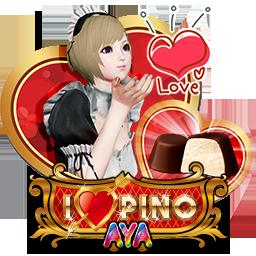 EO I Love PINO