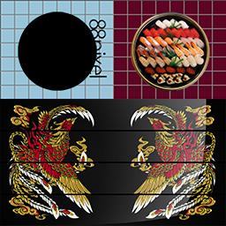 EO寿司桶