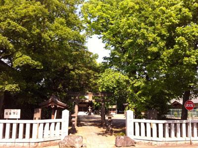 自転車_荒川_氷川神社20130506_02