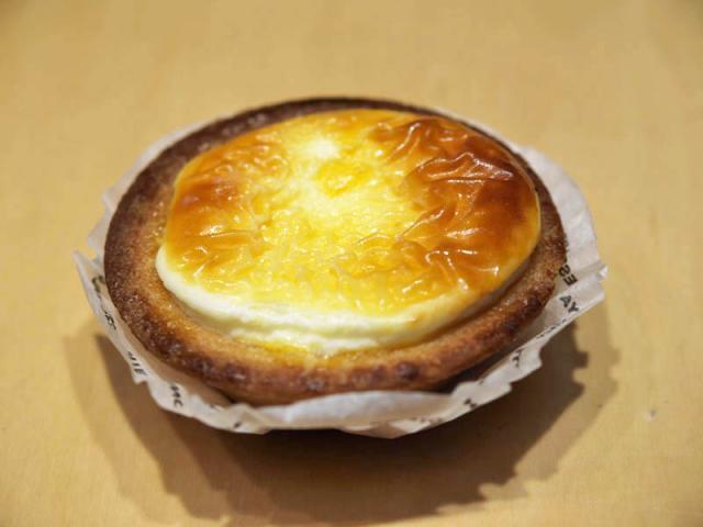 チーズタルト4