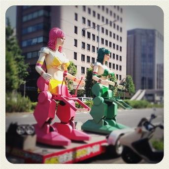 ロボットレストラン201307 (1)