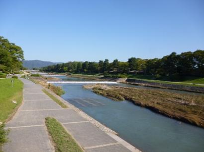 130920賀茂川