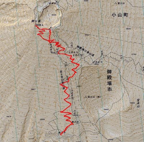 141104 富士山