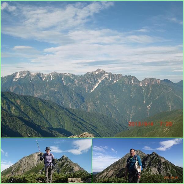 06 剱岳方面