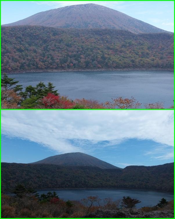 004 大浪池と韓国岳
