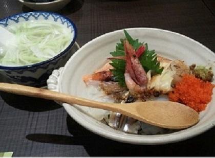 海鮮丼001