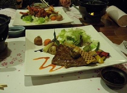 特選牛肉ステーキ001