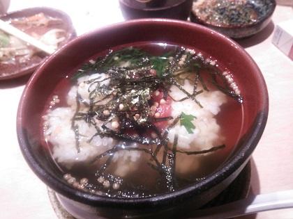 紀州梅茶漬け001