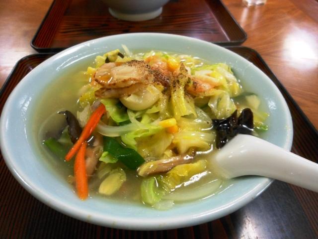 ともべ食堂20130402003
