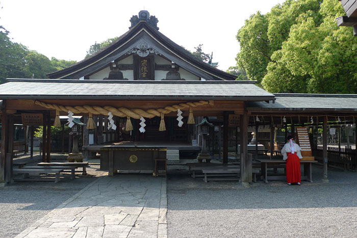 福岡県 宗像大社 14