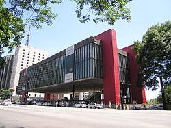 サンパウロ美術館