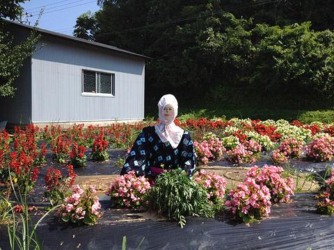 花摘みさん