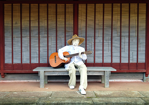 孤高のギタリスト