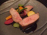 ジュアンレパン_肉料理