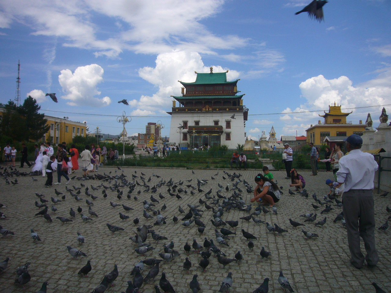 モンゴル大寺院ハトH25.6.20
